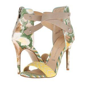 Chenese laundry levita heels sandals size 7.5